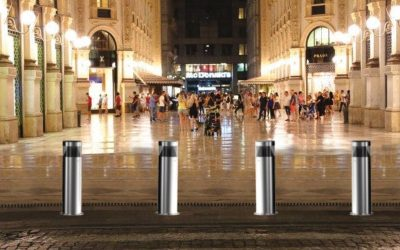 Security Bollards!