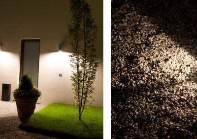 Lighting Project Villa Lario - Bullard Bollards (2)