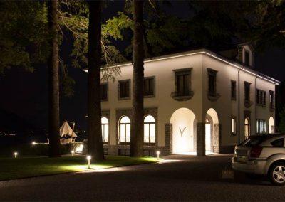 Lighting Project Villa Lario - Bullard Bollards (4)