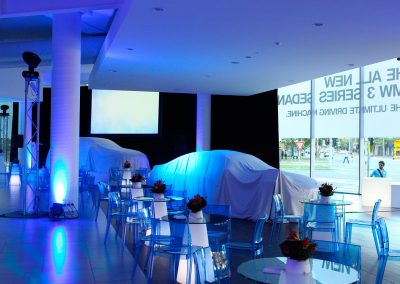 BMW 3 Series presentation