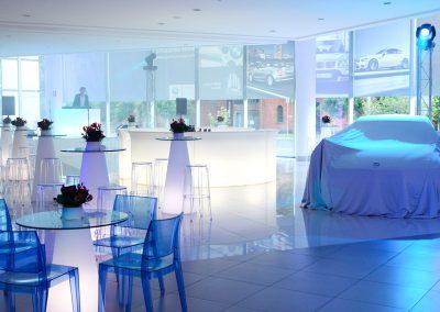 Lighting Project bmw automotive - Bullard Bollards (6)