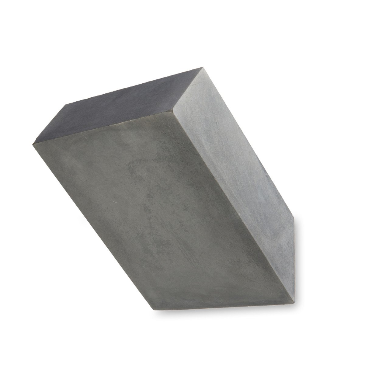 Outdoor LED wall lamp in CONCRETE