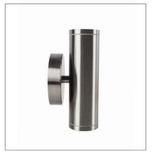 STAINLESS STEEL WALLMOUNT GU Bullard Bollards Lighting