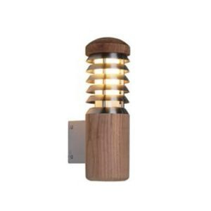 TEAK WALLMOUNT Bullard Bollards Lighting