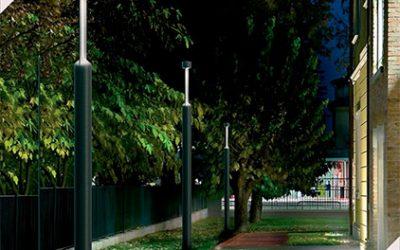 CLESSIDRA Bollards and Pole Lights